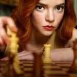 """O que podemos aprender com a nova minissérie, """"O Gambito da Rainha""""."""